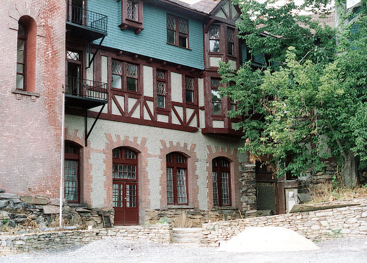 Restoration of Historic Manor Inn, Asheville, North Carolina