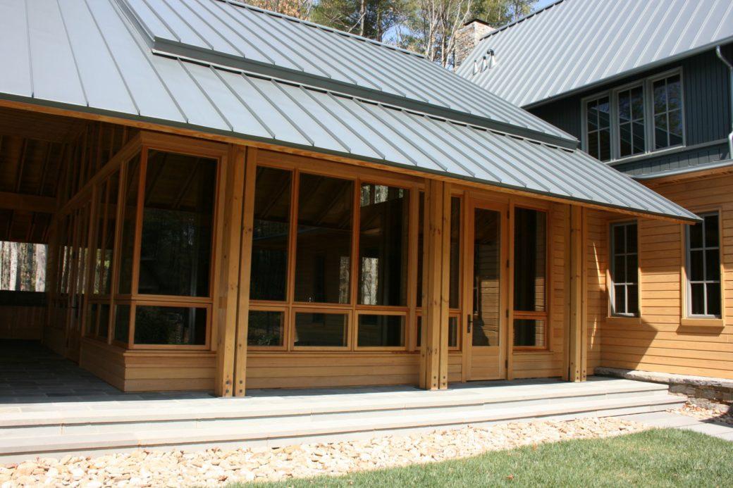 Custom exerior windows and doors