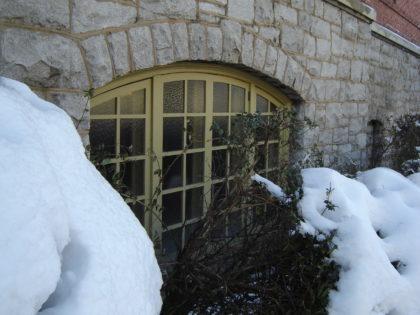 Lower window restoration
