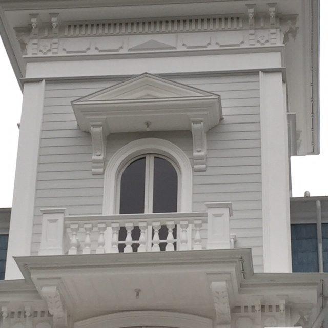 Detai of window