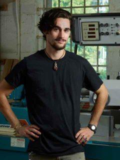Ben White-woodworker-Asheville