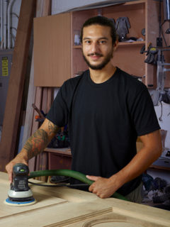 Rod Engleberg-custom furniture-asheville