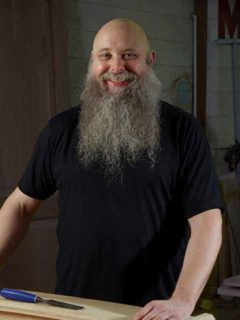 Shane Martin, Asheville Woodworker