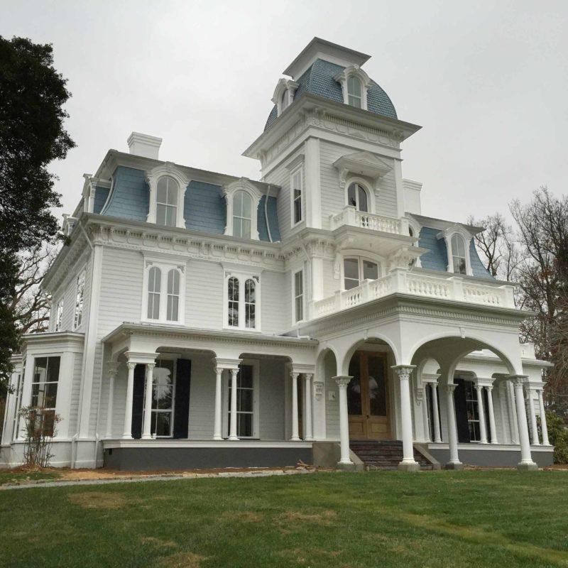 Saluda cottage historic renovation
