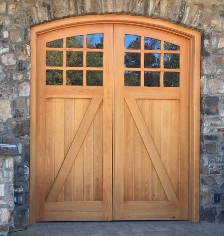 custom stable doors