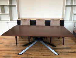 Steel Wood Table IMG_0692